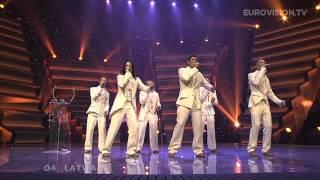 Cosmos - I Hear Your Heart (Latvia) 2006 Final
