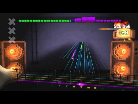 Deep Purple - Smoke On The Water Rocksmith 2014 Edition (Lead)