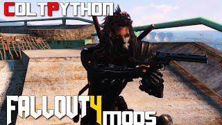 Fallout 4 Console Mods Colt Python