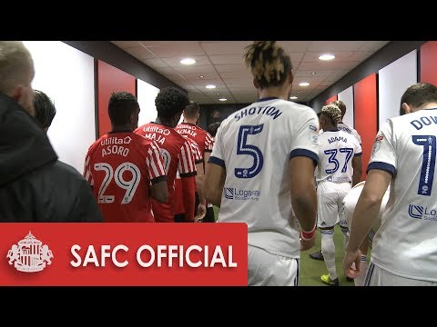 Behind The Scenes: SAFC v Middlesbrough