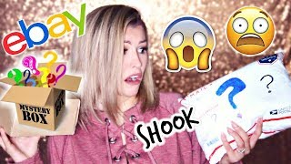 EBAY MYSTERY BOX UNBOXING!!! (Can't Believe this!!!!) + GIVEAWAY!