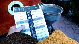 Тест абразивов пескоструй электрокорунд VS песок(тест пескоструйных абразивов электрокорунд VS песок. Электрокорунд (корунд, оксид алюминия) Электрокорунд..., 2016-04-17T19:47:17.000Z)
