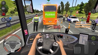 Europe Bus Accident 🚍👮♂️ Bus Simulator : Ultimate Multiplayer! Bus Wheels Games Android screenshot 5