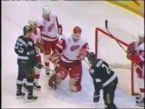 Red Wings Vs. Stars 1998 Game 6