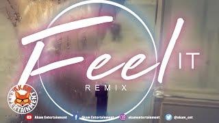 Noah Powa x Konshens - Feel It (Remix) November 2018