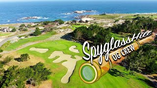 A REMATCH WITH OUR FAVORITE GOLF COURSE! - SPYGLASS HILL