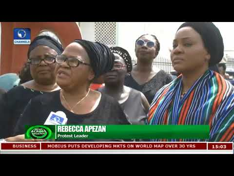 Benue Grieving Mothers Want Herdsmen Tagged Terrorists |News Across Nigeria|