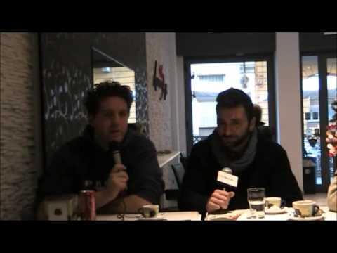 UN CAFFE' FUORICAMPO - Puntata del 18-12-2013: Parentesi sul Saluzzo Calcio con Daniel Caserio