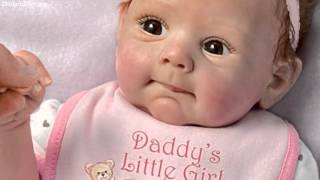 Daddy's Little Girl So Truly Real Lifelike Baby Doll