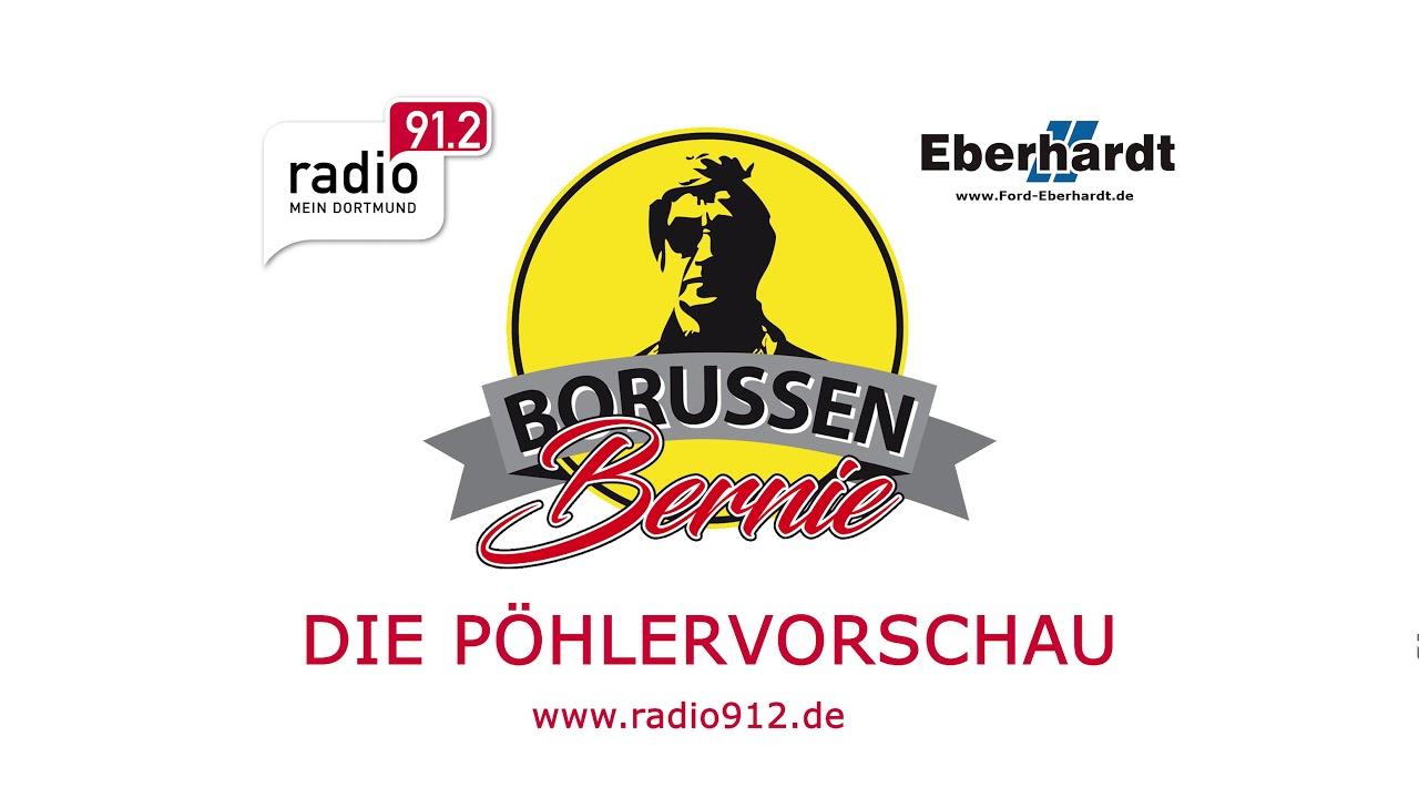 Borussen Bernie - Die Pöhlervorschau - BVB gegen Mönchengladbach