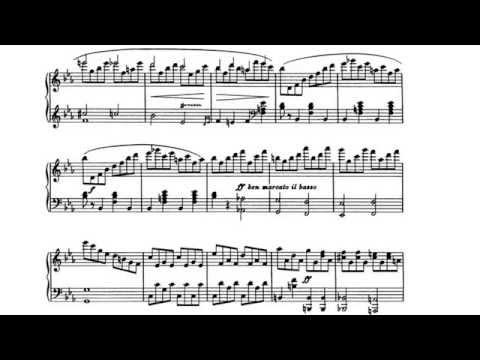Liszt - Allegro di Bravura op.4 no.1, Leslie Howard