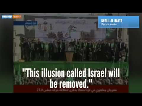 Hamas Military Parade Has Israel Scrambling Jets