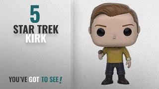 Top 10 Star Trek Kirk [2018]: Funko POP Star Trek Beyond - Captain Kirk Action Figure