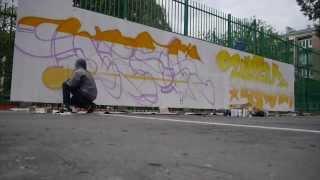 Gang Wars Graffiti Jam 2012