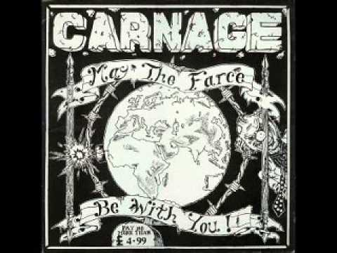 CARNAGE - MY THE FARCE BE WITH YOU (FULL)