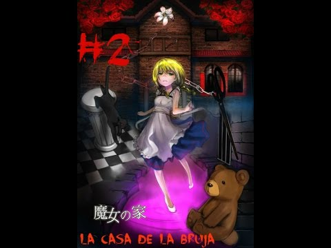 La Cabeza Flotante The Witch S House Juego Rpg Indie Horror Youtube