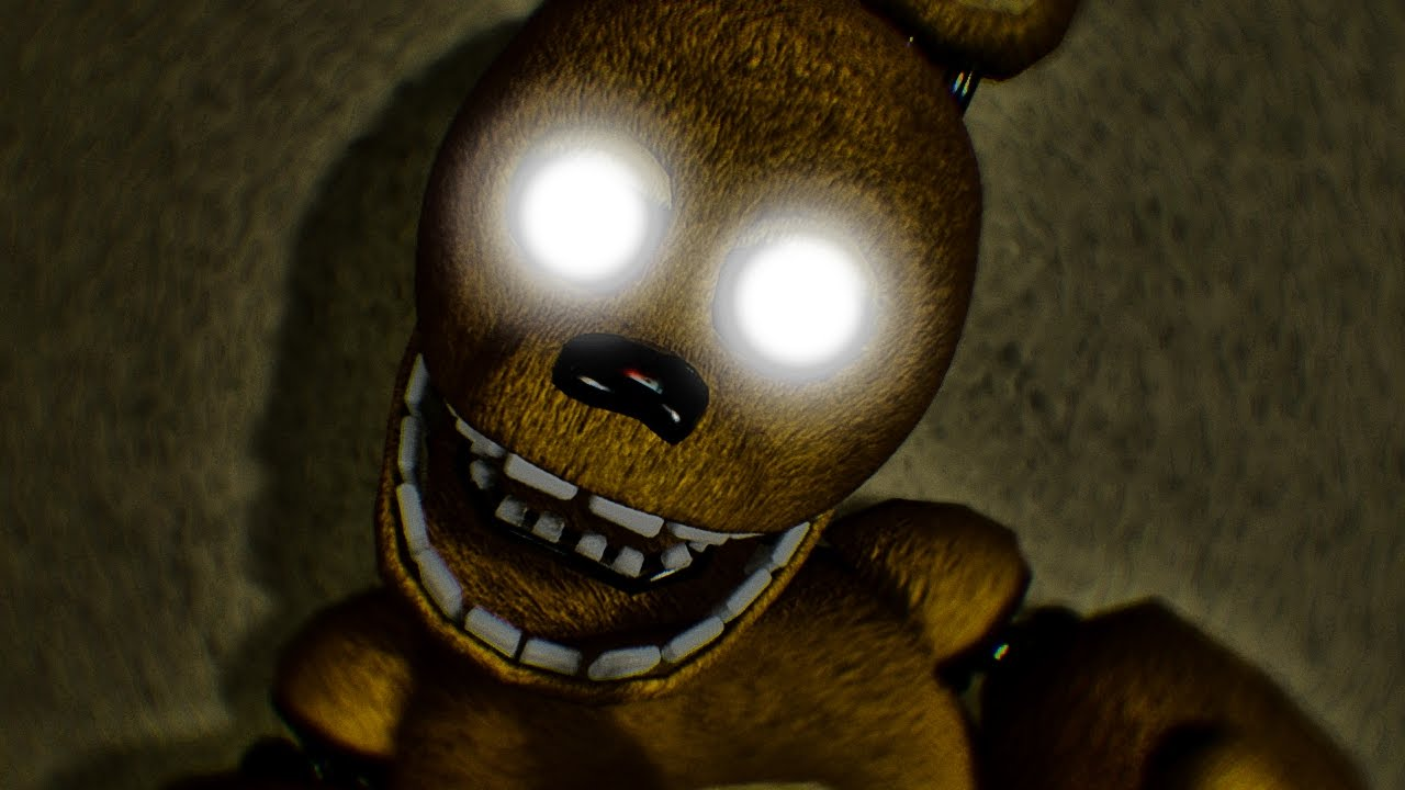Springtrap play games for prizes
