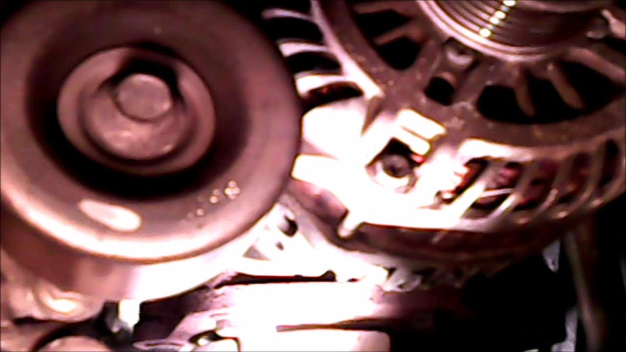 hight resolution of 2009 nissan murano alternator replacement part 1