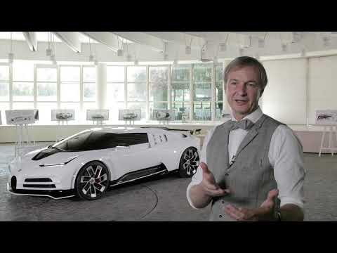 Bugatti - Achim Anscheidt Interview