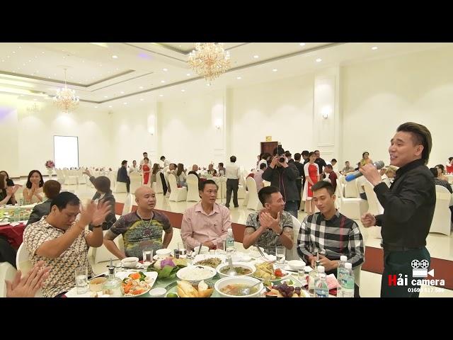 Châu Việt Cường hát Bolero cùng anh em yên bái