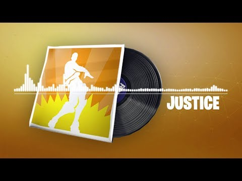 Fortnite | Justice Lobby Music (Orange Justice Remix)