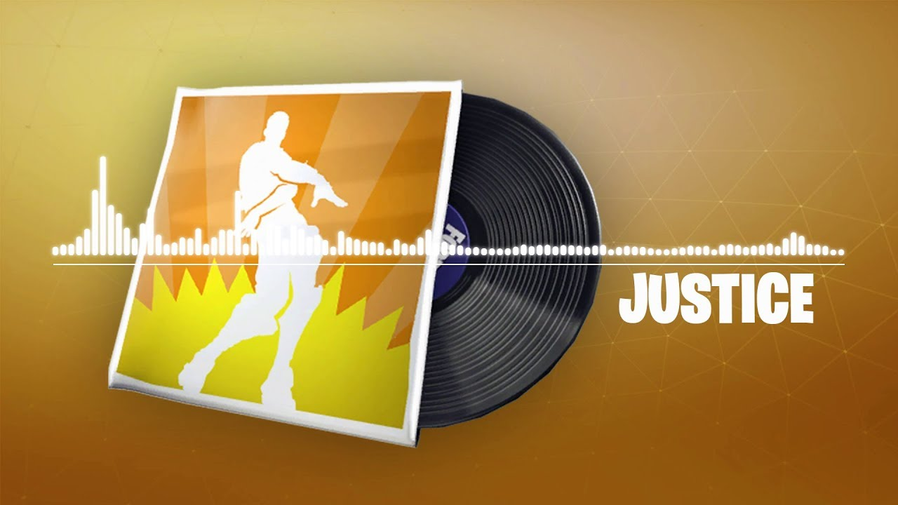 Fortnite Justice Lobby Music Orange Justice Remix Youtube