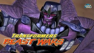 Transformers:  Beast Wars - PS1 Gameplay