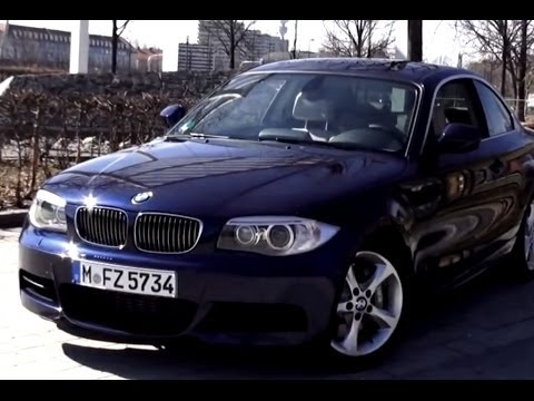 BMW 135i Coupe M Paket 306 HP E82 Test Drive - YouTube