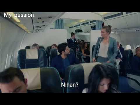 Nihan e Kemal sul aereo p.1 sub ita (kara sevda)