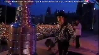 Stompin' Tom Sings The Hockey Song