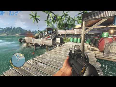 Far Cry 3 - i5 6400 - GTX 1060 3GB - 8GB RAM- Ultra to LOW