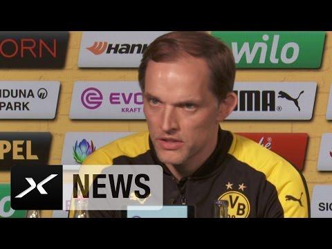 Thomas Tuchel über Watzke und Spannungen beim BVB | Borussia Dortmund - 1899 Hoffenheim 2:1