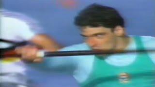 1988 Seoul OLympic Canoeing Men's K1 500m Final. (16:9)