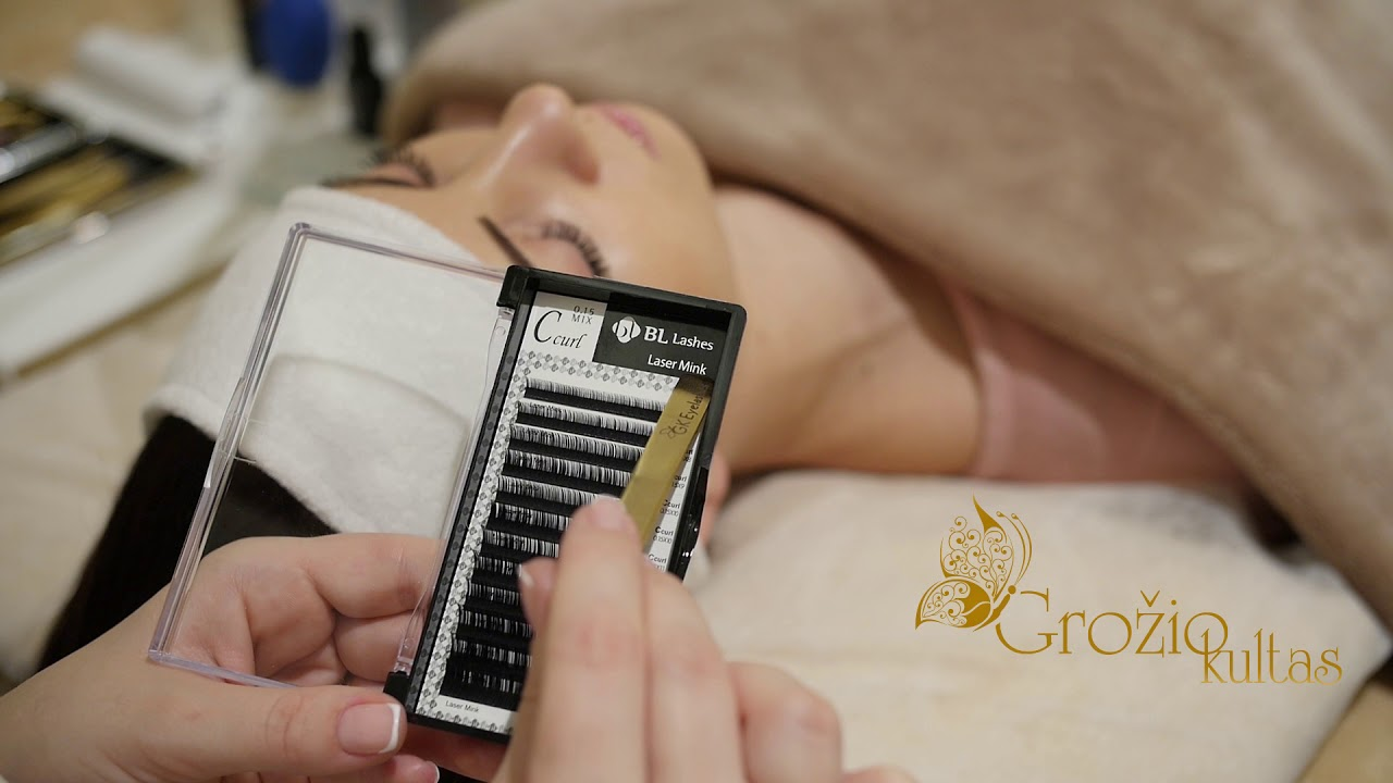 3a70449dc9b THE BEST eyelashes for eyelash extensions - Blink Laser lashes ǀ  www.gkacademy.lt