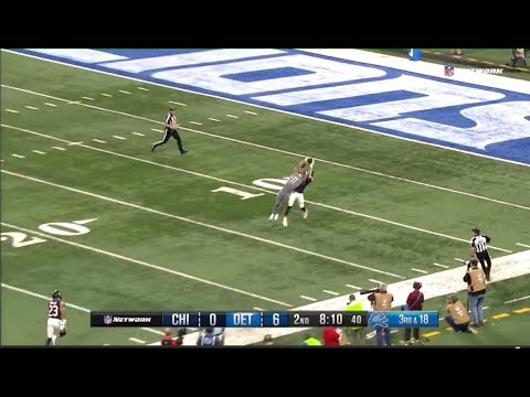 Detroit Lions 2017-2018 Offense Highlights. Detroit Vs Everybody