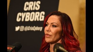 UFC 219: Post-fight Press Conference