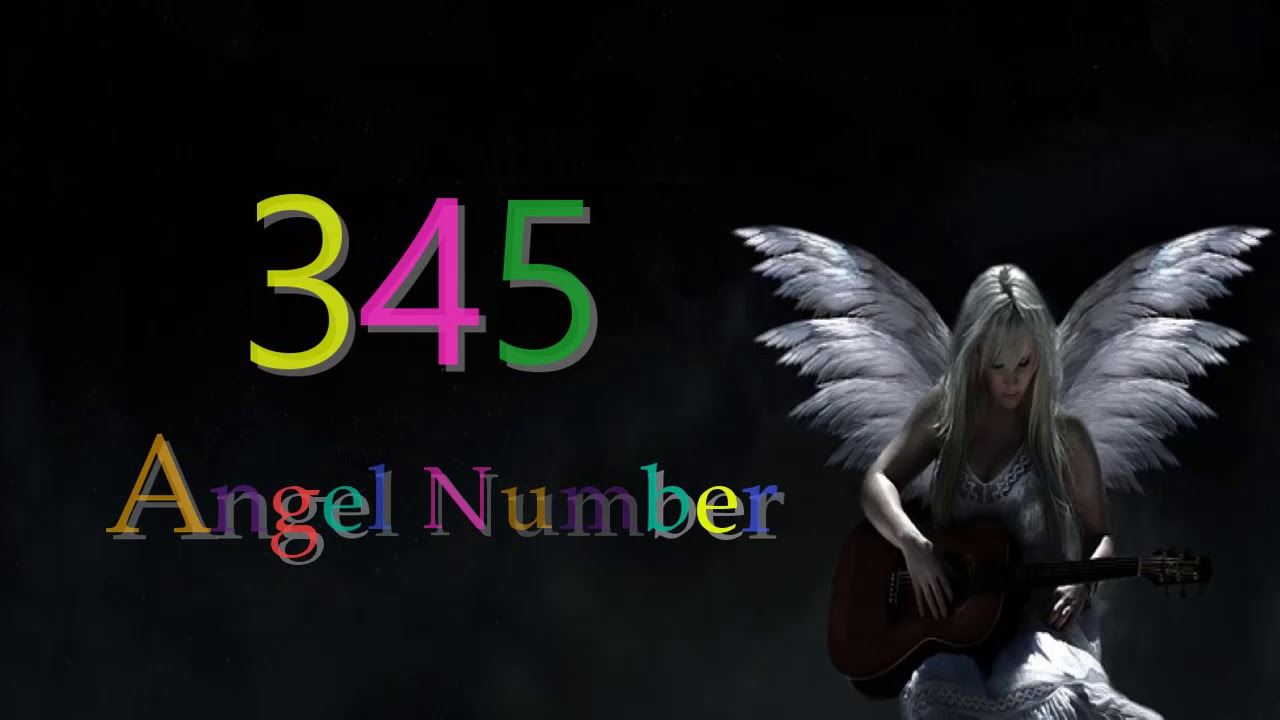345 angel number | Meanings & Symbolism