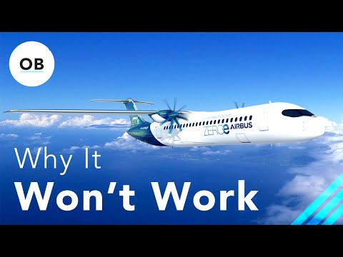 Why A Hydrogen Plane Is A Terrible Idea