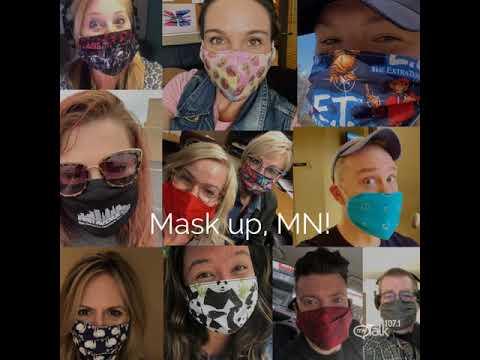Mask up, myTalkers!