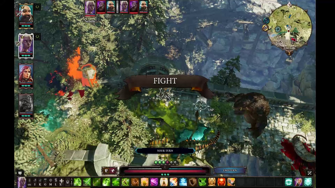 witchs house divinity 2