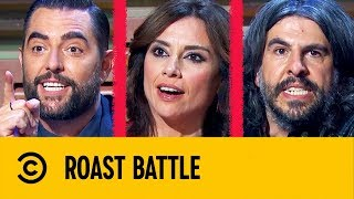 Jurado Bastardo | Roast Battle | Comedy Central España