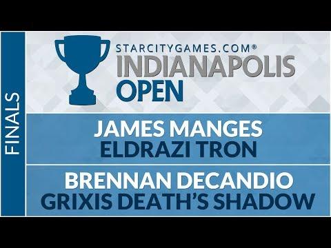 SCGINDY - Finals - James Manges vs Brennan DeCandio (Modern)