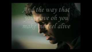 Enrique Iglesias - Ring my bells [With Lyrics]