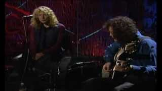 Jimmy Page & Robert Plant - Wonderful One (Live) (Subtitulado)