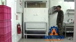 Малый грузовой лифт/подъемник ЛИФТПРОМ(Малый грузовой подъемник от компании ЛИФТПРОМ прекрасно решает проблему перемещения грузов в кулинариии...., 2016-12-08T08:51:15.000Z)