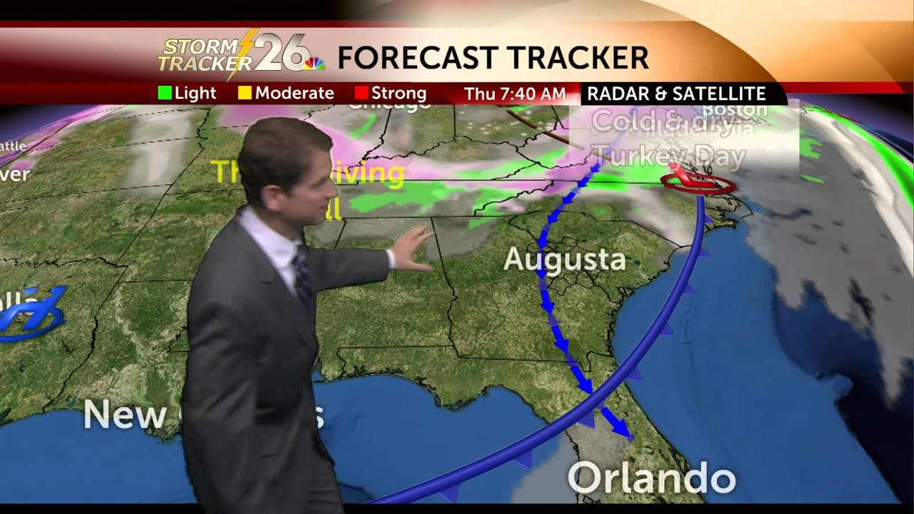 Augusta, GA and Aiken, SC weather forecast - 11/25/2014 ...