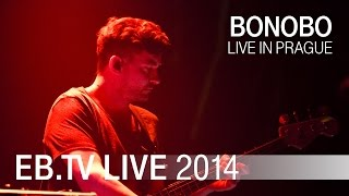 BONOBO live in Prague (2014)