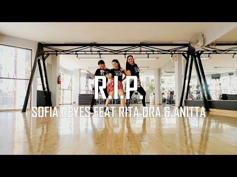 RI P - Sofia Reyes Ft Rita Ora Anitta - Zumba - Flow Dance Fitness