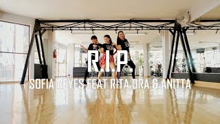 Baixar R.I.P. - Sofia Reyes Ft. Rita Ora, Anitta - Zumba - Flow Dance Fitness