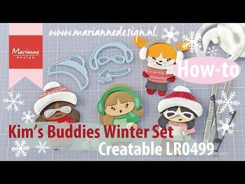 Kim's Winter Buddies